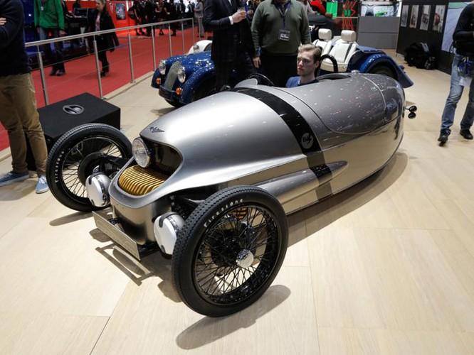 "Những mẫu xe cực ""dị"" tại Geneva Motor Show 2016 ảnh 1"