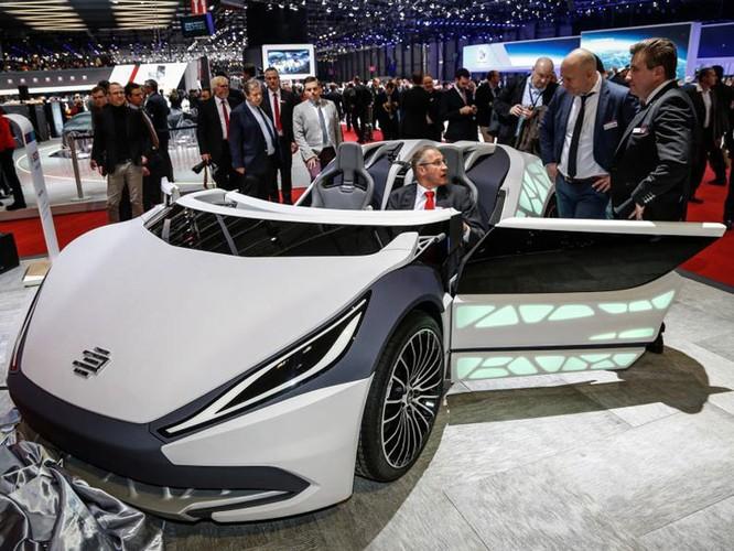 "Những mẫu xe cực ""dị"" tại Geneva Motor Show 2016 ảnh 22"