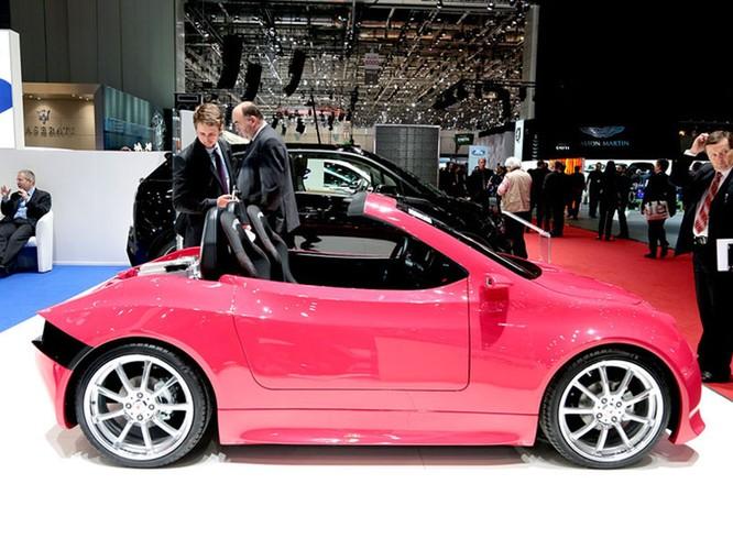 "Những mẫu xe cực ""dị"" tại Geneva Motor Show 2016 ảnh 23"