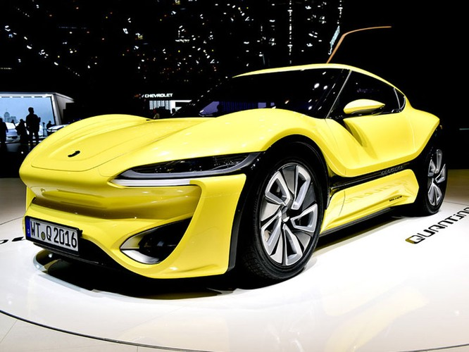 "Những mẫu xe cực ""dị"" tại Geneva Motor Show 2016 ảnh 27"