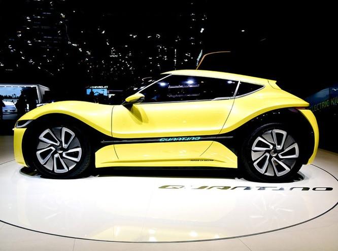 "Những mẫu xe cực ""dị"" tại Geneva Motor Show 2016 ảnh 28"