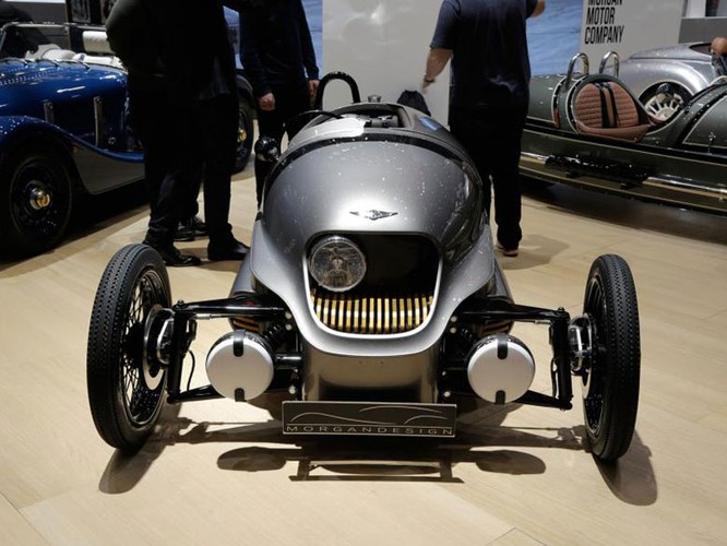 "Những mẫu xe cực ""dị"" tại Geneva Motor Show 2016 ảnh 2"