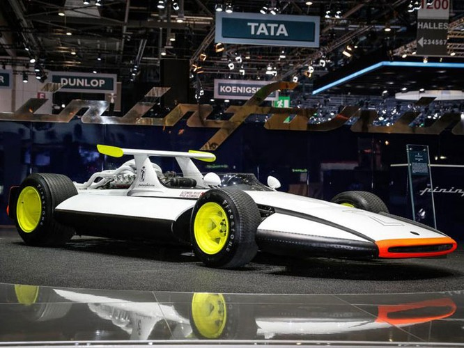 "Những mẫu xe cực ""dị"" tại Geneva Motor Show 2016 ảnh 6"