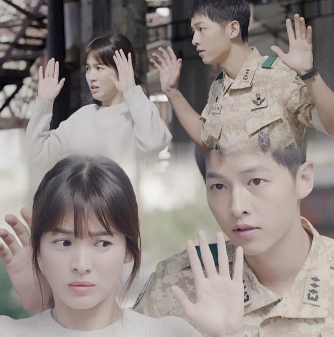Song Joong Ki: Mỹ nam có gương mặt trẻ thơ gây sốt màn ảnh ảnh 1