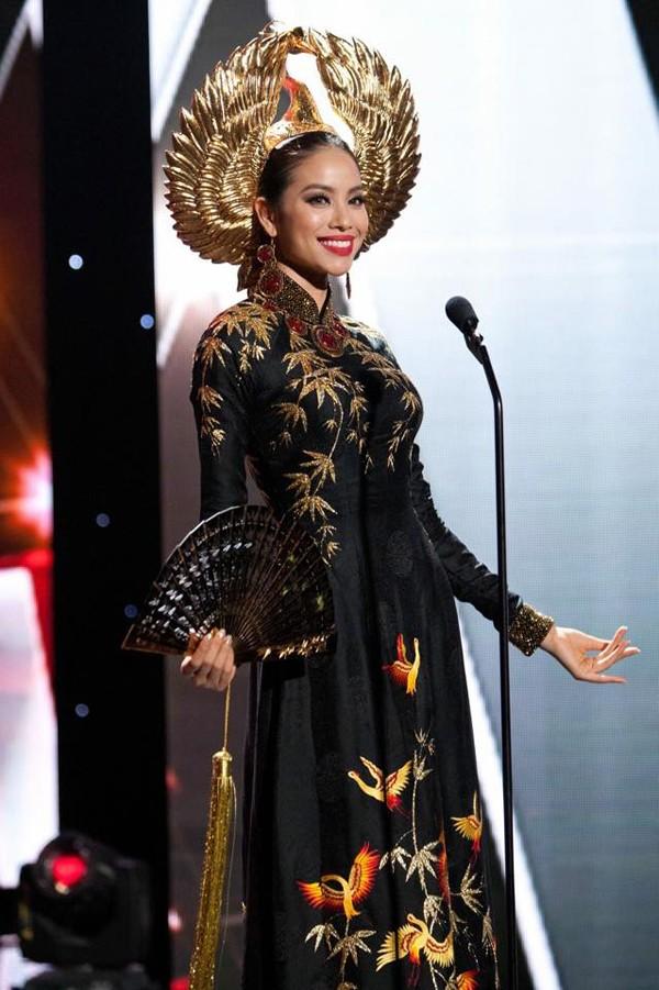 Phạm Hương, Lan Khuê lọt Top 20 Hoa hậu đẹp nhất ảnh 2