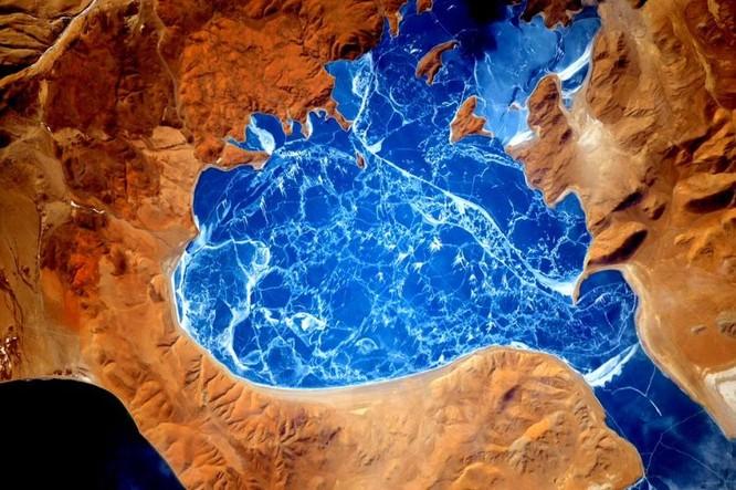 Trái Đất tuyệt đẹp nhìn từ Trạm Vũ trụ quốc tế ảnh 6