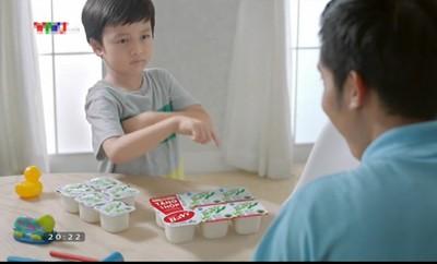 Bức xúc quảng cáo sữa 6–1=6 ảnh 1