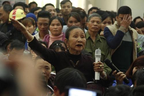 Bí thư Tỉnh ủy Thanh Hoá: Tôi có khuyết điểm, trách nhiệm lớn ảnh 1