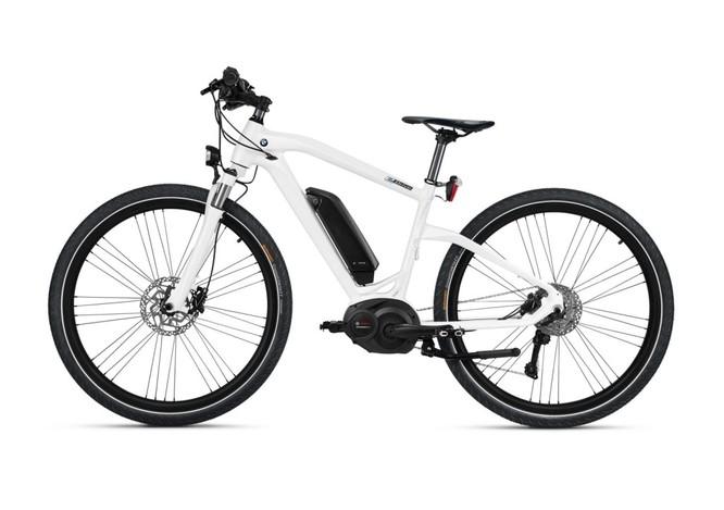 BMW ra mắt bộ sưu tập xe đạp độc đáo ảnh 4