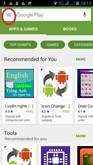 Mách bạn cách dùng tài khoản Viettel mua ứng dụng Google Play ảnh 1