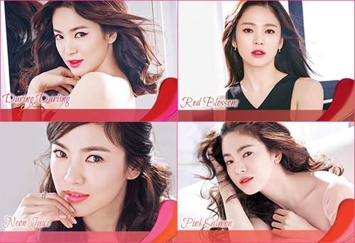 Son 400 ngàn đồng của Song Hye Kyo cháy hàng ảnh 5