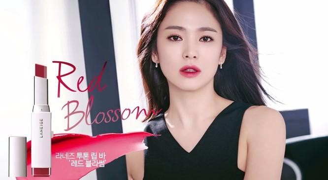 Son 400 ngàn đồng của Song Hye Kyo cháy hàng ảnh 3