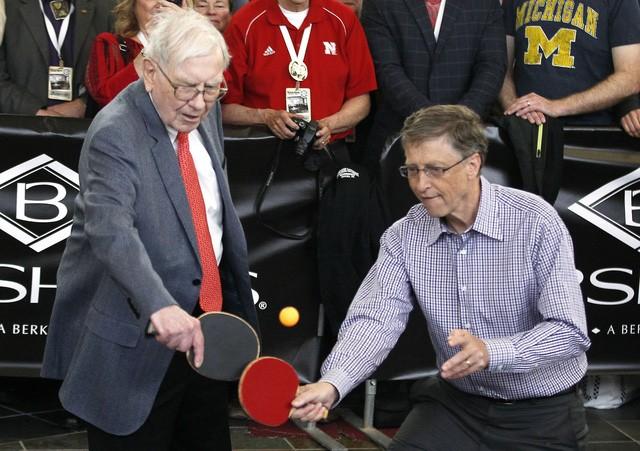 Vì sao Bill Gates không tranh cử Tổng thống Mỹ? ảnh 1