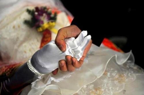 Hủ tục đám cưới ma ám ảnh ở Trung Quốc ảnh 1