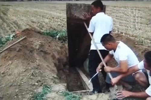Hủ tục đám cưới ma ám ảnh ở Trung Quốc ảnh 2