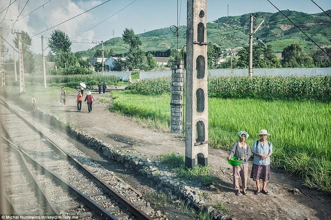 Những hình ảnh thường nhật hiếm thấy của Triều Tiên ảnh 12