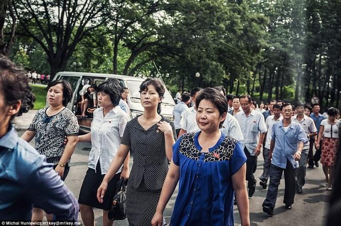 Những hình ảnh thường nhật hiếm thấy của Triều Tiên ảnh 23