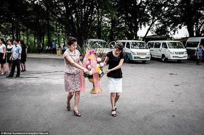 Những hình ảnh thường nhật hiếm thấy của Triều Tiên ảnh 24