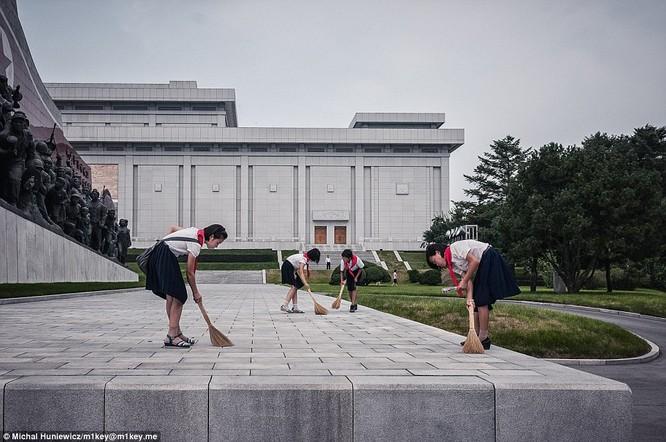 Những hình ảnh thường nhật hiếm thấy của Triều Tiên ảnh 26
