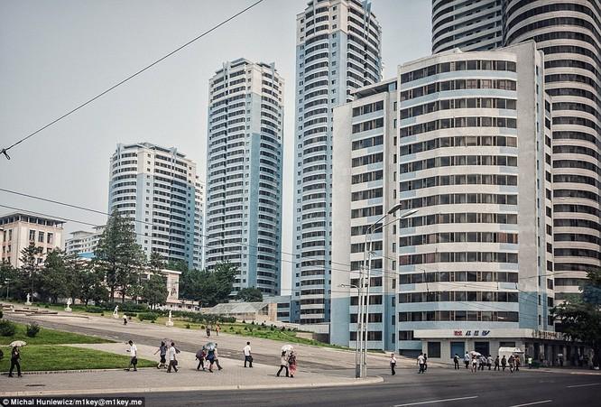 Những hình ảnh thường nhật hiếm thấy của Triều Tiên ảnh 27