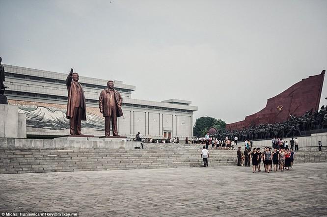 Những hình ảnh thường nhật hiếm thấy của Triều Tiên ảnh 29