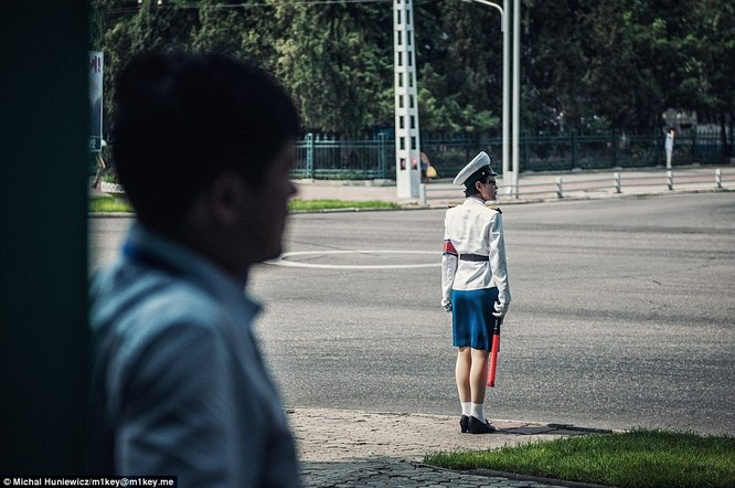 Những hình ảnh thường nhật hiếm thấy của Triều Tiên ảnh 31