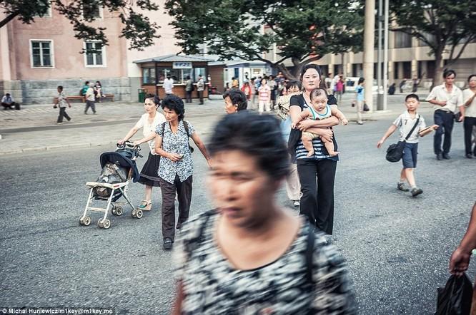 Những hình ảnh thường nhật hiếm thấy của Triều Tiên ảnh 3