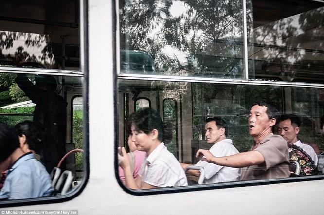 Những hình ảnh thường nhật hiếm thấy của Triều Tiên ảnh 4