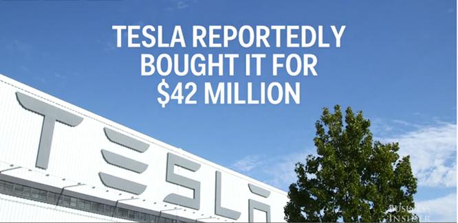 Cận cảnh nhà máy sản xuất xe hơi với 150 robot của Tesla ảnh 1