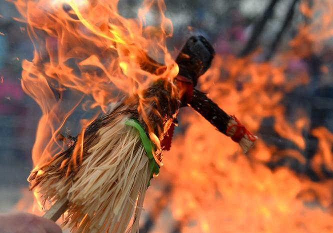 Người Nga nô nức với Lễ Giã biệt mùa Đông ảnh 9