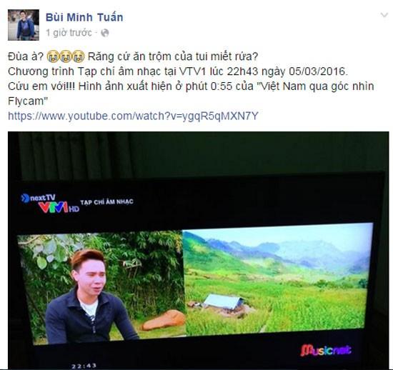 Bùi Minh Tuấn: Lãnh đạo VTV đùn đẩy trách nhiệm ảnh 1