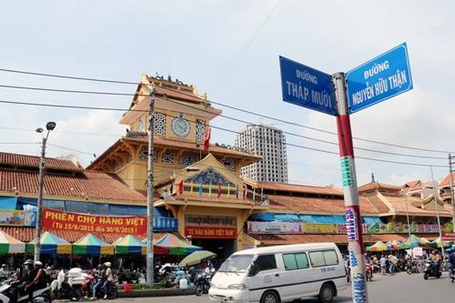 Ông chủ khu chợ lớn nhất Sài Gòn là ai? ảnh 2