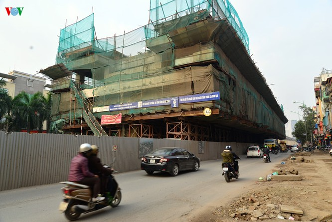 Đường sắt trên cao Cát Linh - Hà Đông: 8 năm thai nghén chưa xong ảnh 4