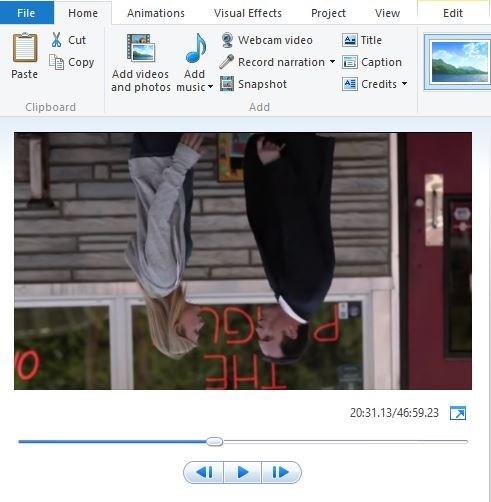 4 mẹo xử lý nhanh video bị xoay ngược ảnh 3