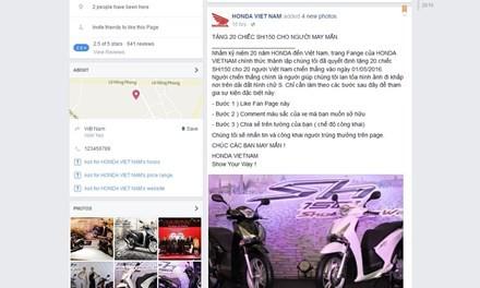 Cả trăm ngàn người mắc cú lừa đơn giản trên Facebook ảnh 1