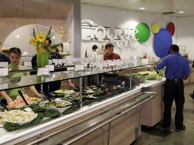 Nhân viên Google, Apple, Facebook ăn gì buổi trưa? ảnh 2