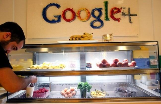 Nhân viên Google, Apple, Facebook ăn gì buổi trưa? ảnh 3