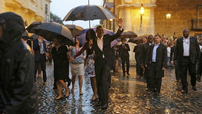 Chuyến thăm lịch sử của Tổng thống Mỹ tại Cuba ảnh 9