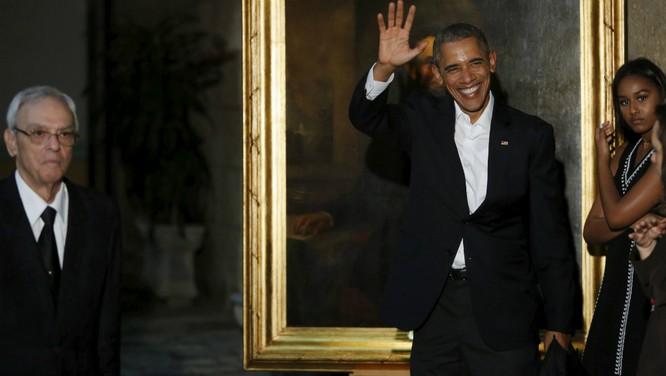 Chuyến thăm lịch sử của Tổng thống Mỹ tại Cuba ảnh 8