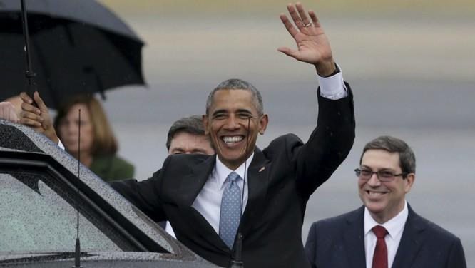 Chuyến thăm lịch sử của Tổng thống Mỹ tại Cuba ảnh 3
