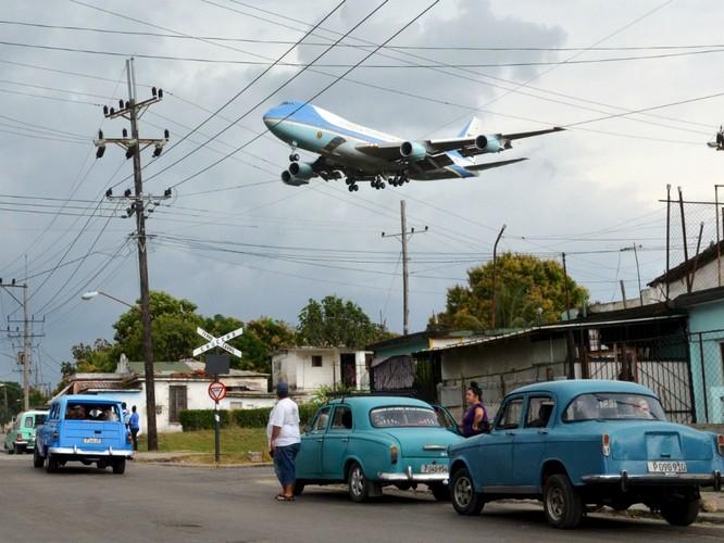 Chuyến thăm lịch sử của Tổng thống Mỹ tại Cuba ảnh 5