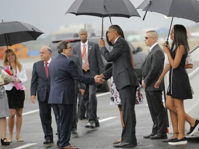 Chuyến thăm lịch sử của Tổng thống Mỹ tại Cuba ảnh 2