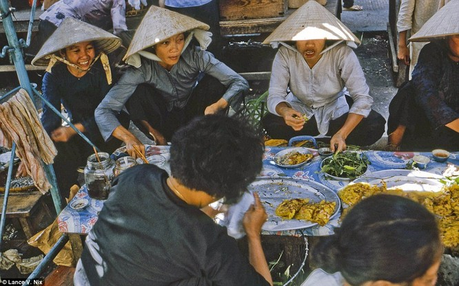 """Ảnh hiếm về """"chiến tranh cục bộ"""" Việt Nam 1968 - 1969 ảnh 9"""