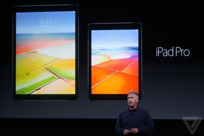 Apple: Ra mắt iPad Pro 9.7 inch, thêm phiên bản 256GB ảnh 1