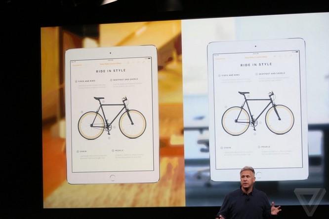Apple: Ra mắt iPad Pro 9.7 inch, thêm phiên bản 256GB ảnh 8