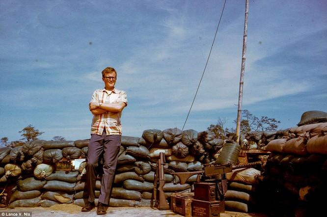 """Ảnh hiếm về """"chiến tranh cục bộ"""" Việt Nam 1968 - 1969 ảnh 21"""