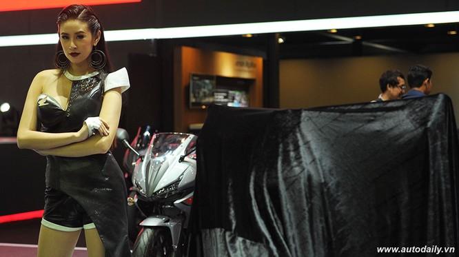 """Mãn nhãn với dàn mẫu """"nóng bỏng"""" tại Bangkok Motorshow 2016 ảnh 16"""