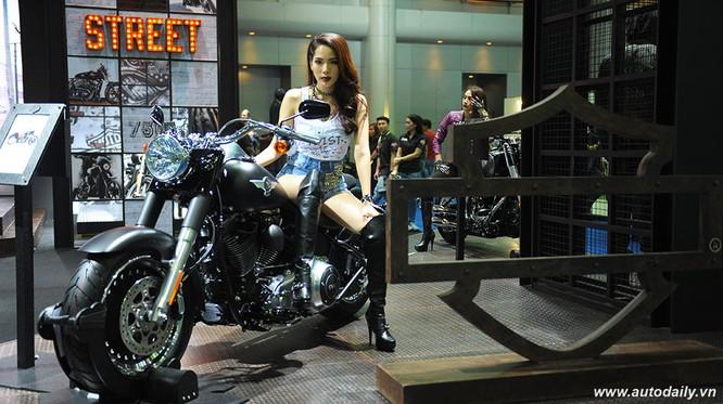 """Mãn nhãn với dàn mẫu """"nóng bỏng"""" tại Bangkok Motorshow 2016 ảnh 14"""