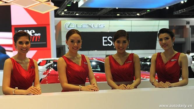 """Mãn nhãn với dàn mẫu """"nóng bỏng"""" tại Bangkok Motorshow 2016 ảnh 13"""