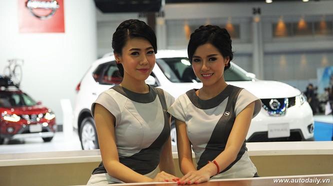 """Mãn nhãn với dàn mẫu """"nóng bỏng"""" tại Bangkok Motorshow 2016 ảnh 3"""